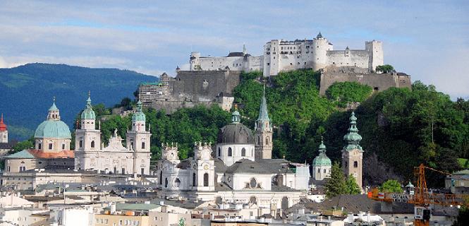 Bild zu Festung Hohensalzburg
