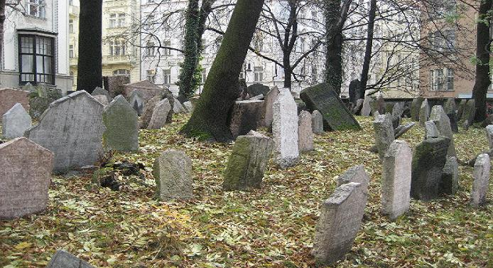 Prag Friedhof Bild