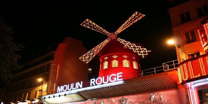 Moulin Rouge Außenansicht