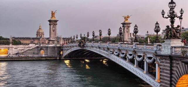 Drei aufregenden Tage in Paris