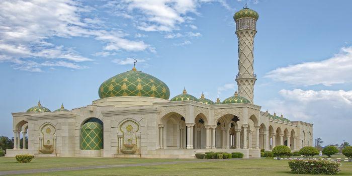 Bild von der Al-Zulfa Mosche in Muscat