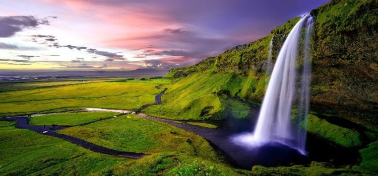 Selbstfahrer Reiseroute durch Island
