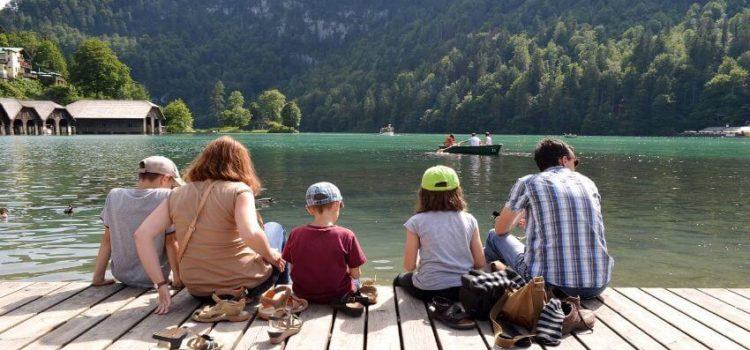 Familienurlaub in Sankt Engelmar