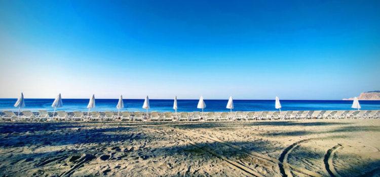 Alanya entspannung am Strand