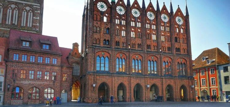 Meer, Kultur und Shoppen in Stralsund