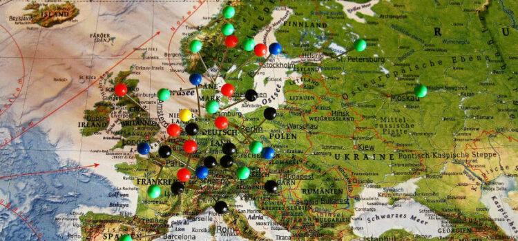 Reisen mit dem Wohnmobil – Ganz entspannt Europa entdecken