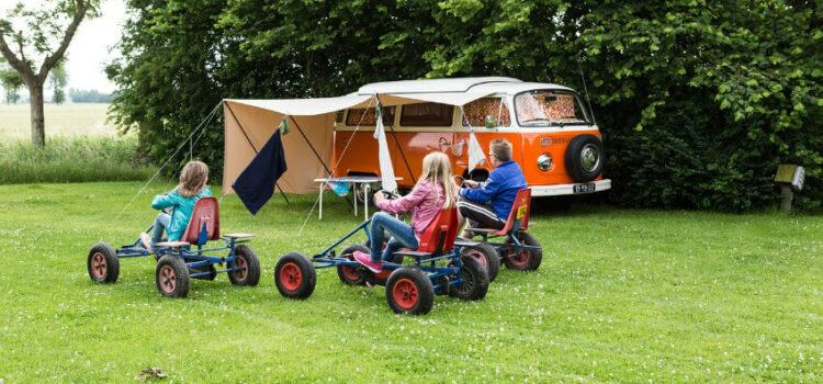 Top10 Orte für Camping mit Kindern in Deutschland